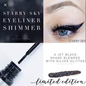 EyeSense Liquid Eye Liner - Starry Sky